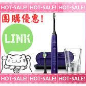 《團購優惠+贈三大好禮!》Philips Sonicare HX9372 飛利浦 鑽石靚白 音波震動 電動牙刷 (紫鑽機)