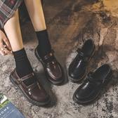 JK鞋 春季JK鞋女學生學院風jk制服鞋一字扣軟妹日系復古瑪麗珍鞋 夏季上新