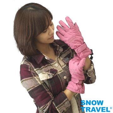 【SNOW TRAVEL】AR-3 英國進口SKI-DRI 兩件式防水透氣保暖手套 (任選1件)