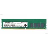 新風尚潮流 新風尚潮流 【JM2666HLH-4G】 創見 桌上型記憶體 DDR4-2666 4GB JetRam