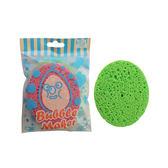 Belle Madame 貝麗瑪丹 泡泡洗臉海綿/橢圓(2入) 顏色隨機出貨 ◆86小舖 ◆