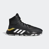 ADIDAS Pro Bounce 2019 GCA [EF8778] 男鞋 運動 籃球 穩定 支撐 高筒 愛迪達 黑