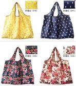 【10個】環保袋便攜可折疊超市購物袋防水布袋買菜袋子【極簡生活館】