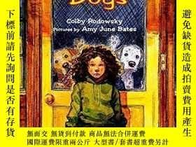 二手書博民逛書店The罕見Next-Door Dogs-隔壁的狗Y346464 Rodowsky, Colby; ... Fa