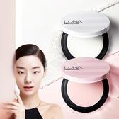【韓國LUNA】HD柔焦高光感蜜粉餅(珍珠白)-7g (粉盒X1+粉蕊12.5gX1+粉撲X2)