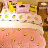 珊瑚絨床上四件套1.8m 加厚保暖冬季法萊絨床單被套法蘭絨【618好康又一發】JY