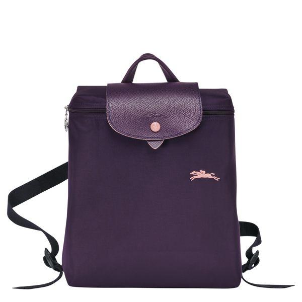 LONGCHAMP 1699 女士LE PLIAGE COLLECTION 系列織物小號手提單肩包購物袋