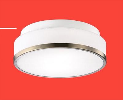 燈飾燈具【燈王的店】現代系列 吸頂2燈 浴室 陽台 走道 玄關燈 F0400823212