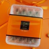 六月初一8結蛋捲極上咖啡320G/盒【愛買】