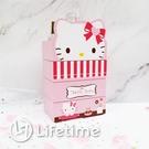 ﹝Kitty甜點疊疊樂造型收納盒﹞正版 四層盒 收納盒 置物盒 疊疊樂 凱蒂貓〖LifeTime一生流行館〗