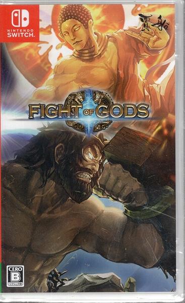 【玩樂小熊】現貨 Switch遊戲NS 眾神之鬥 Fight of Gods 中文版