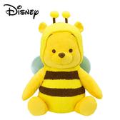 【日本正版】小熊維尼 蜜蜂造型 絨毛玩偶 48cm 娃娃 玩偶 維尼 Winnie 迪士尼 Disney SEGA - 364037