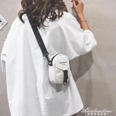 ins超火小包包女 新款手機包女斜背韓版蹦迪包簡約休閒側背包 黛尼時尚精品