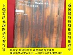 二手書博民逛書店Petty罕見Troubles of Married Life