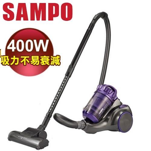 『SAMPO』☆聲寶免紙袋吸力不減吸塵器 EC-HA40CYP **免運費**