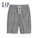 Gap男童 簡約風格鬆緊休閒短褲 573437-摩登紅色