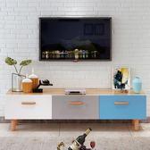 電視櫃北歐電視櫃家具客廳現代簡約小戶型臥室電視機櫃地櫃wy【一周年店慶限時85折】