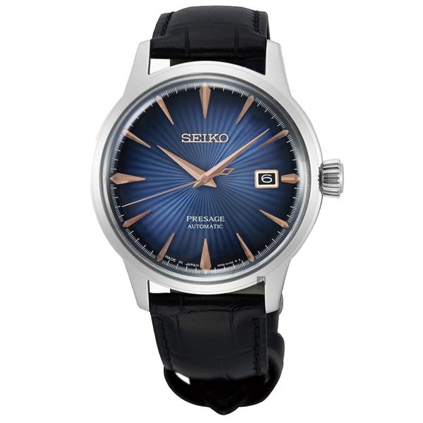 Seiko 精工 Presage Cocktail 65周年限量機械錶 4R35-03T0B(SRPE13J1)
