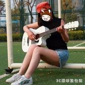 古典吉他彩弦邁克紀念款38寸民謠木吉他新手入門初學者兒童民謠吉他PH1303【3C環球位數館】