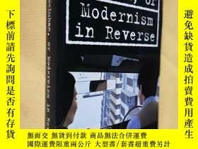 二手書博民逛書店英文原版罕見McLuhan, or Modernism in Reverse by Glenn Willmott奇