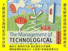 二手書博民逛書店The罕見Management Of Technological Innovation: Strategy And