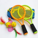 兒童球拍類玩具寶寶 網球羽毛球拍小學生3...