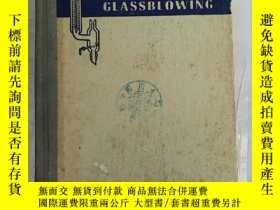 二手書博民逛書店scientific罕見glassblowing(H3034)Y