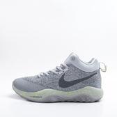 零碼出清~NIKE  ZOOM REV EP 籃球鞋-灰 852423007