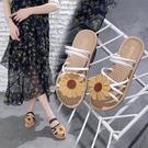 涼鞋 夏季 新款 休閒鞋 沙灘鞋 天平底...