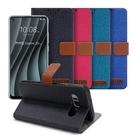 GENTEN for HTC Desire 21 Pro 自在文青風支架皮套