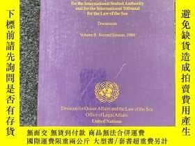 二手書博民逛書店the罕見law of the sea preparatory commission for the intern