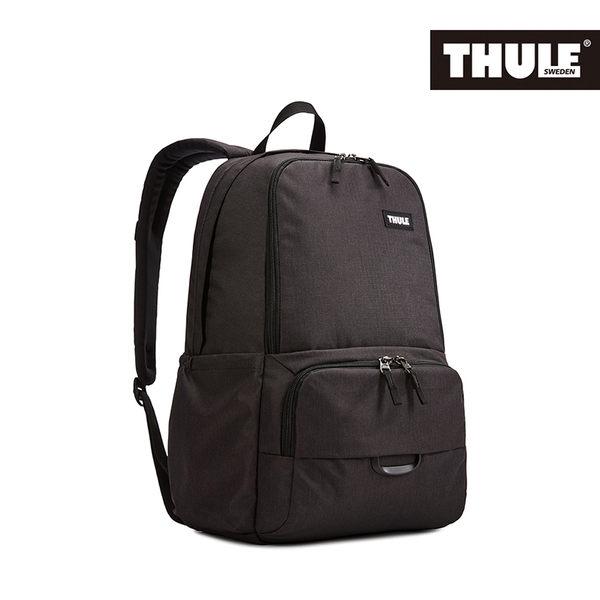 THULE-Campus 24L電腦後背包TCAM-2115-黑