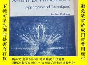 二手書博民逛書店low-temperature罕見X-ray diffraction(P788)Y173412