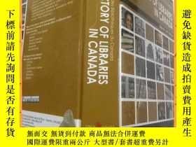 二手書博民逛書店英文書罕見directory of libraries in canada 加拿大圖書館名錄Y16354 請見