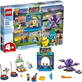 LEGO 樂高 迪斯尼皮克斯的玩具總動員4巴斯光年和伍迪的狂歡節10770(230件)