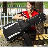 電吉他包 加厚電吉他背包琴包 後背包袋防水電貝司 貝斯包套  全館滿千89折