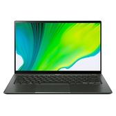 宏碁 Acer SF514-55GT-725L 14吋筆電(i7-1165G7/MX350/16G/512G SSD/Swift 5/綠)