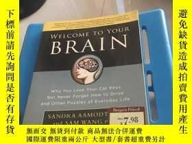 二手書博民逛書店Welcome罕見To Your BrainY267886