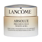 LANCOME 蘭蔻 Absolue Precious Cells White Aura 極緻完美純白修護面霜50ml ~