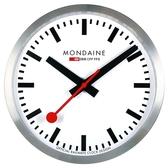 Mondaine 瑞士國鐵錶25cm經典掛鐘 - CLOCK1