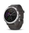【GARMIN】VIVO LIFE 悠遊智慧腕錶 智慧手錶 石墨灰 (台灣公司貨)