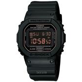 CASIO 卡西歐 G-SHOCK 軍事經典腕錶 DW-5600MS-1HDR / DW-5600MS-1