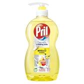 PRIL小蘇打高效洗碗精檸檬750ML【愛買】