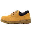 男款 休閒低筒黃靴 鋼頭防穿刺 安全鞋 ...