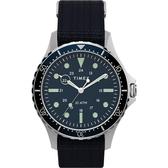 【分期0利率】TIMEX 天美時 潛水錶 帆布帶 復刻系列 全新原廠公司貨 TXTW2T75400