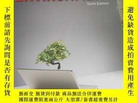 二手書博民逛書店The罕見Business Environment Sixth Edition Ian Worthington商