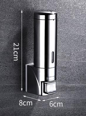 【麗室衛浴】 G-403 飯店專用給皂機 不銹鋼皂液器 壁掛式皂液給皂機