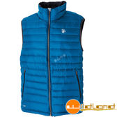 Wildland 荒野 0A52172-45藍色 男700FP輕量羽絨背心 羽絨夾克/防風外套/羽絨雪衣/爬山健行