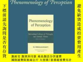 二手書博民逛書店A罕見Guide To Merleau-ponty s Phenomenology Of Perception