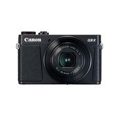 CANON PowerShot G9X Mark II數位相機 - 黑【愛買】